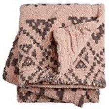 Cozy Southwest Sherpa Blanket