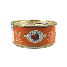 Four Star Grain Free Chicken and Salmon Pate Canned Cat Food
