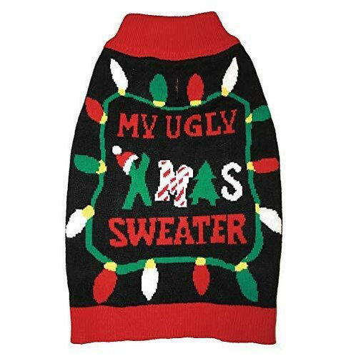 My Ugly Christmas sweater