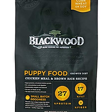 Blackwood Chicken Meal & Rice Recipe Puppy Growth Diet Dry Dog Food