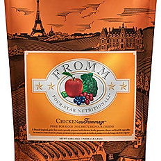 Four Star Grain Free Chicken au Frommage Dry Dog Food