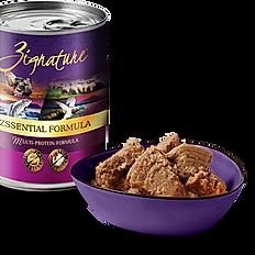 Zignature Zssential Multi-Protein Formula Grain-Free Canned Dog Food, 13-oz