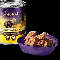 Zignature Turkey Limited Ingredient Formula Grain-Free Canned Dog Food, 13-oz