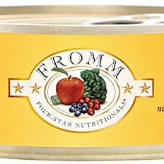 Four Star Grain Free Chicken Pate Canned Cat Food
