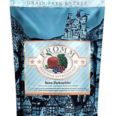 Four Star Grain Free Hasen Duckenpfeffer Dry Dog Food