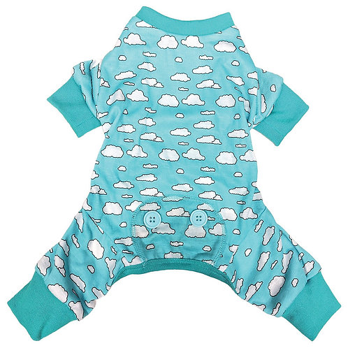Floating on Clouds Dog Pajamas by Fashion Pet