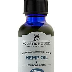 100 mg PCR Hemp Oil
