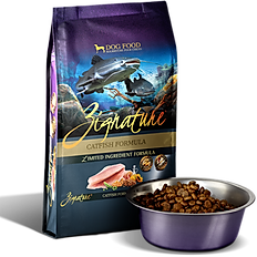 Zignature Catfish Limited Ingredient Formula Grain-Free Dry Dog Food