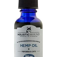 250 mg PCR Hemp Oil
