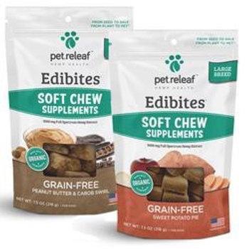 Pet Releaf Edibites 150 mg Active