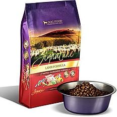 Zignature Lamb Limited Ingredient Formula Grain-Free Dry Dog Food
