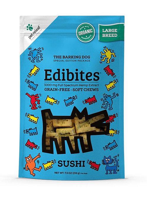 Pet Releaf Sushi Edibites 150 mg Active