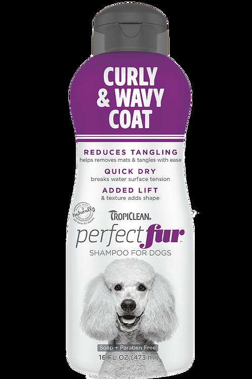 Tropiclean Curl and Wavy Coat