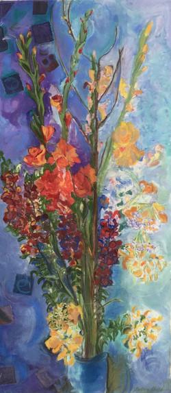 Blues Blossom