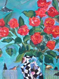 Birds & Roses