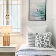 Bardon Airbnb - Twin Bedroom Up Close