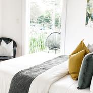 Bardon Airbnb - Master Bedroom