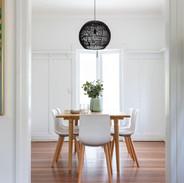 Bardon Airbnb - Dining Room