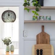 Bardon Airbnb - Kitchen