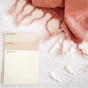 Nundah Guest Bedroom - Colour Palette