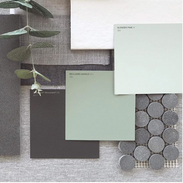 Bulimba Interior Design Flatlay