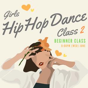Girls  HipHop Dance Class 2