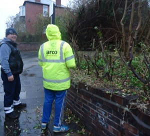 Residents Partner with Social Enterprise to Clean Up Jesmond Gardens