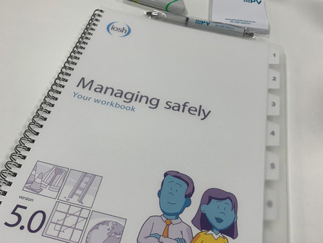 Health and Safety Training