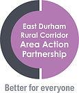 CDP East Durham Rural Corridor AAP logo.