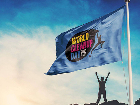 World Cleanup Day Crowdfunder Campaign