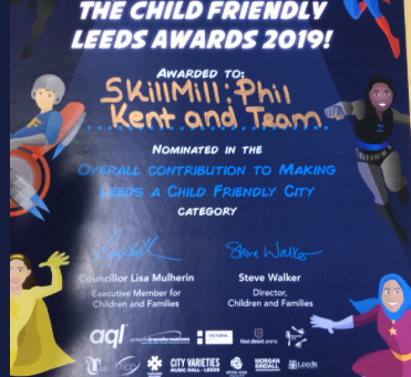 The Child Friendly Leeds Awards