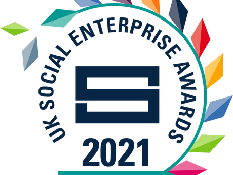 The Skill Mill has been shortlisted as a finalist in the Social Enterprise UK 2021 Awards