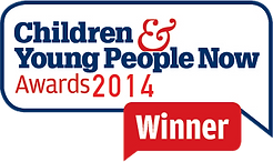 Children-and-Young-People-Now-Awards-Win