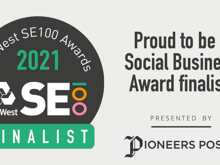 The Skill Mill is a finalist in the NatWest SE100 Awards 2021