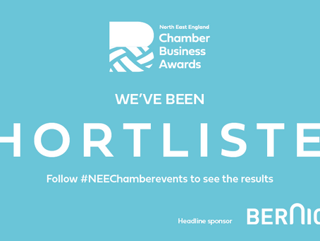 North East England Chamber Business Awards Update