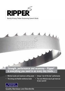 Dakin-Flathers RipperS-Resaw Product Brochure