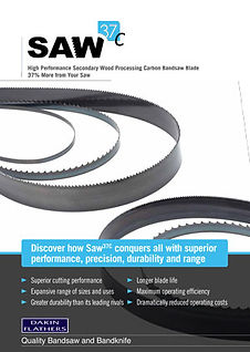 Saw37C-Carbon-Band-Saw-Blade Product Brochure