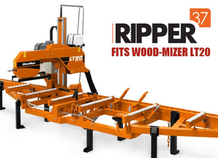 Wood-Mizer LT20 Ripper37 Blades