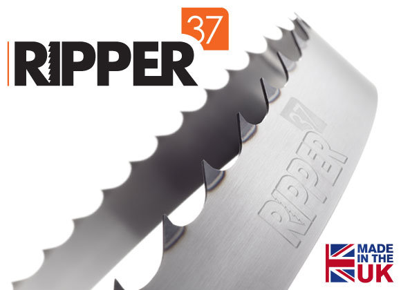 Wood-Mizer LT15 WIDE Ripper37 Blades