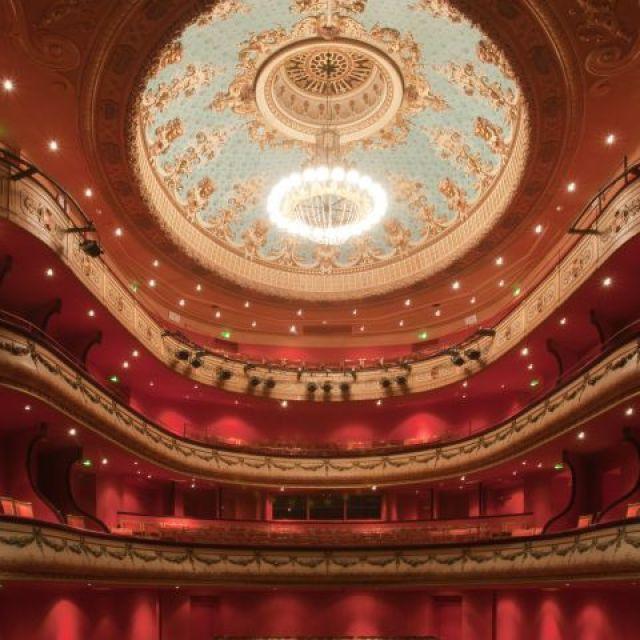 European Heritage Days / Brandenburg at the Jeu de Paume Theater