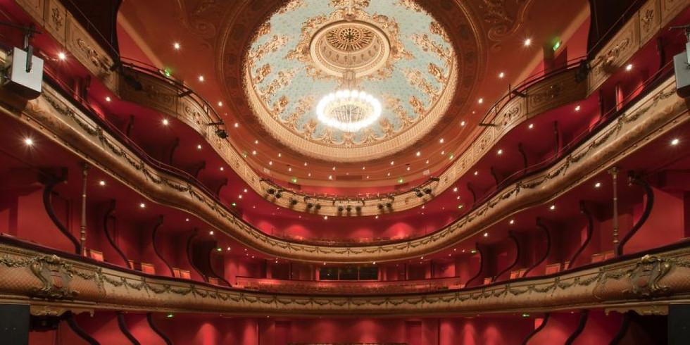Journées européennes du patrimoine / Brandebourgeois au Théâtre du Jeu de Paume