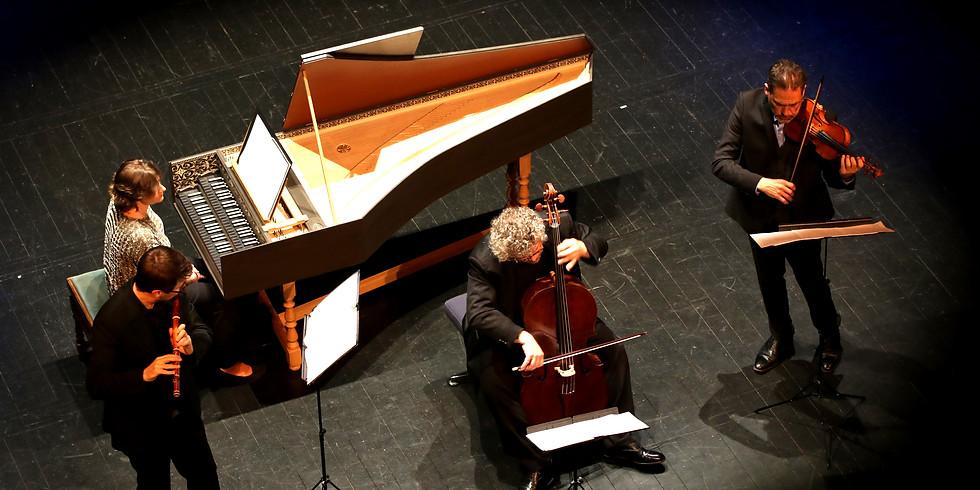Bach à la carte pour 4 musiciens / Donaueschingen