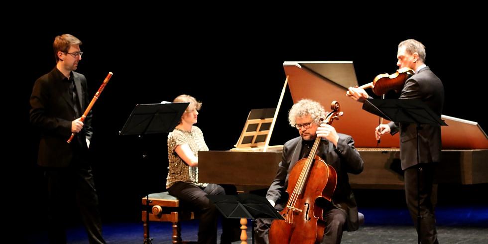 Un concert au café de Monsieur Zimmermann / Engadin Festival