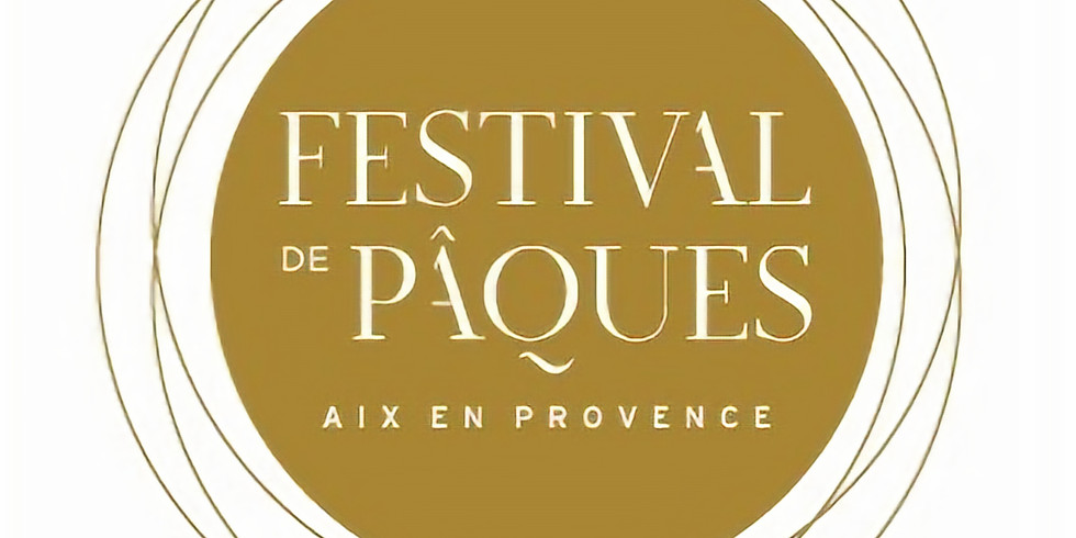 La Passion selon Saint-Jean / Aix-en-Provence