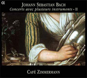 J.S. Bach Concerts avec plusieurs instruments - II