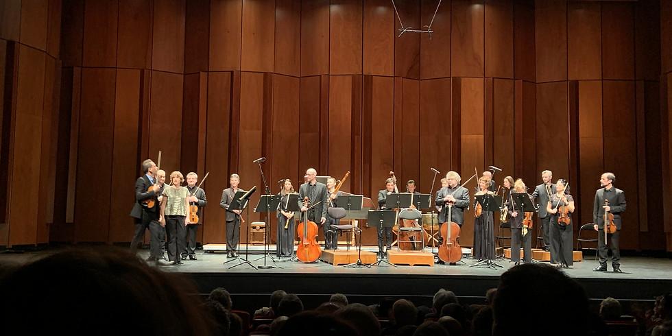 Concertos et Suites de Bach / Boulogne-Billancourt