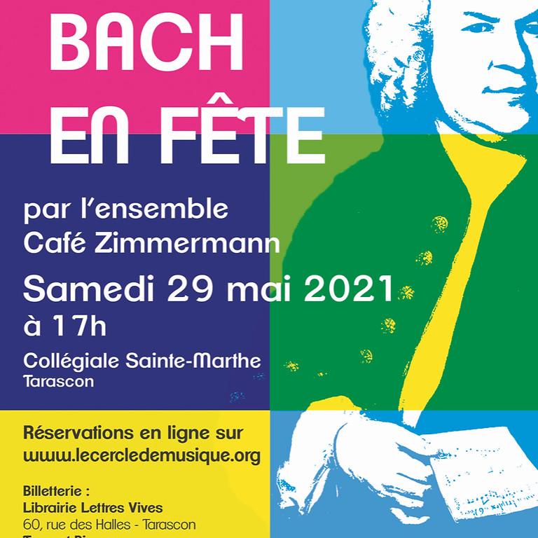 Bach à la carte with traverso / Tarascon