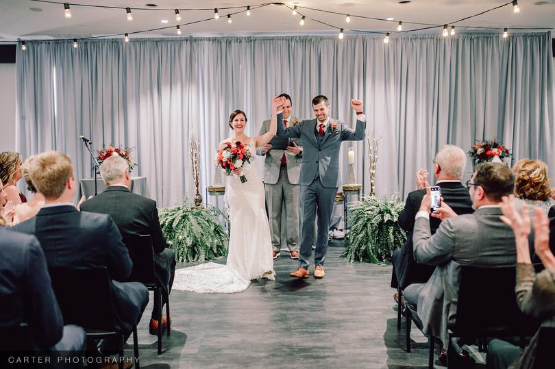 Eastbank Designed Wedding Layout