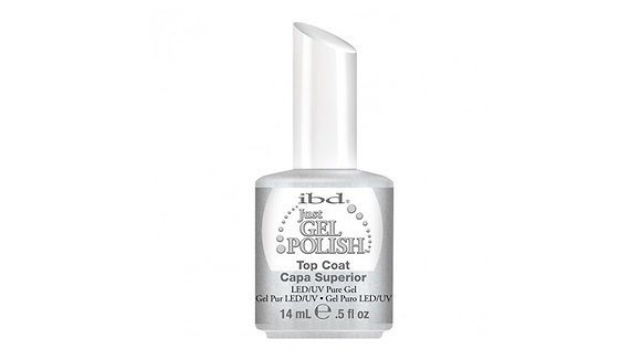 IBD Pure Gel Top Coat - 0.5oz/15ml