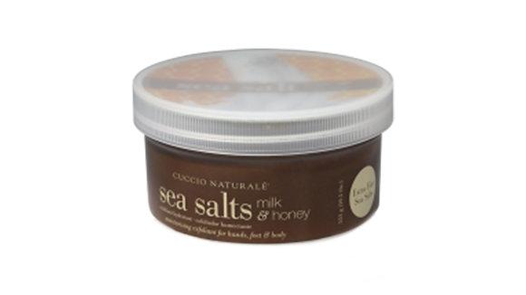 CUCCIO Sea Salt Scrub